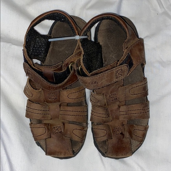 Stride Rite Boys leather sandals